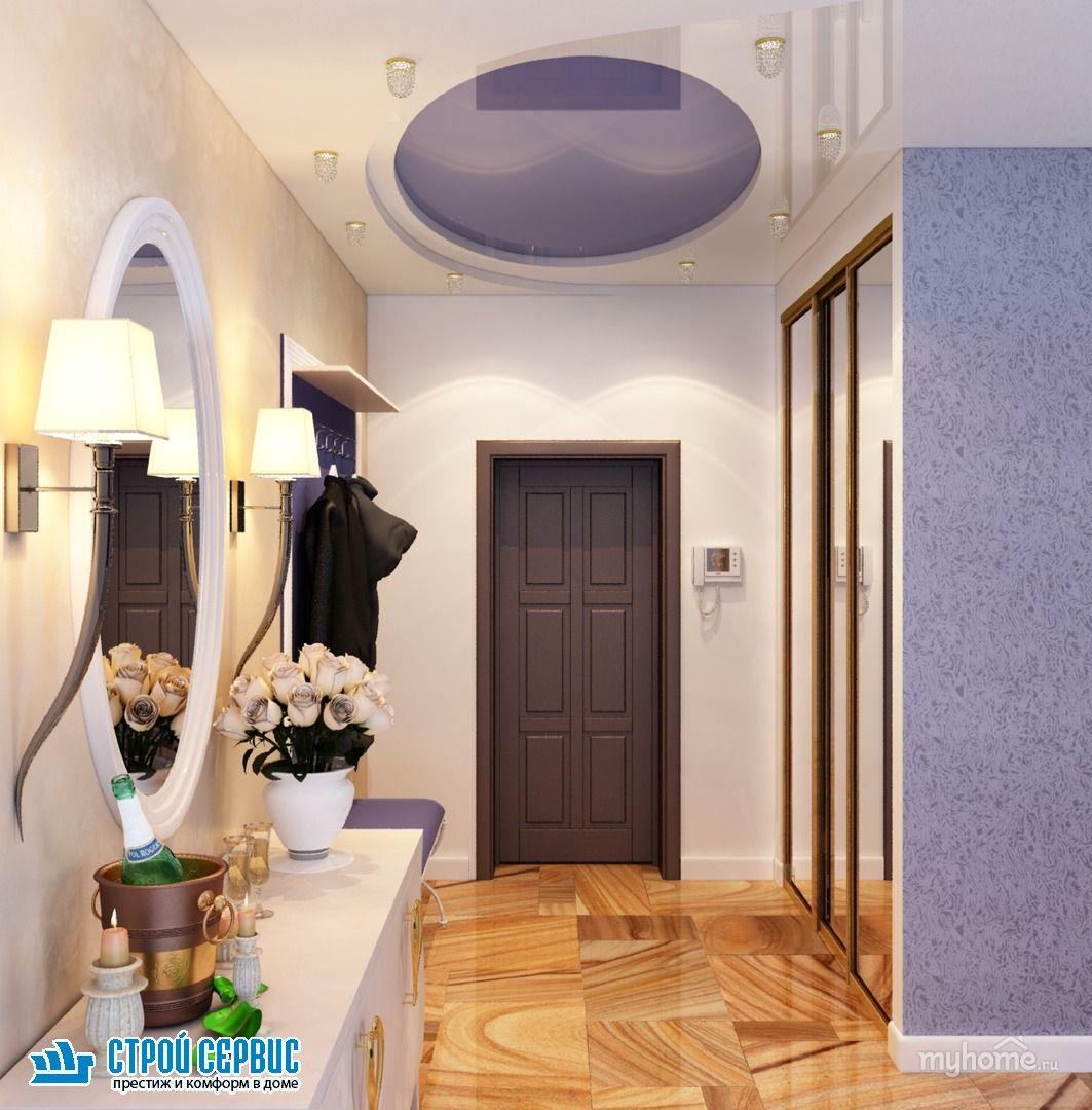 атмосферу потолок натяжной коридор фото консультируем